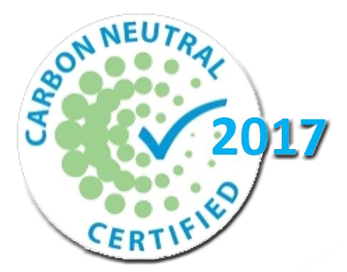 Carbone Neutral Certified