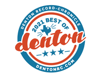 2015, 2016 Best of Denton Winner
