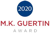 2013 MK Guertin Award Winner