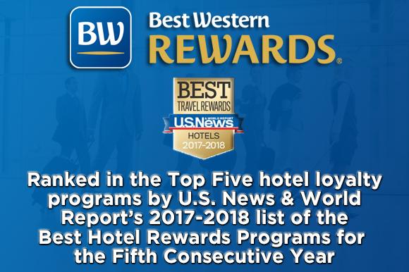 best western rewards best western premier crown chase inn